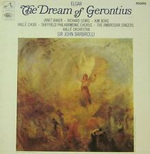 ALP 2101/2 Elgar The Dream Of Gerontius Janet Baker Richard Lewis Kim Borg  2LP