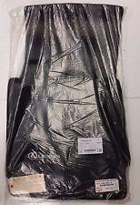 LEXUS OEM FACTORY FLOOR MAT SET 2007-2012 LS460L BLACK RWD LWB PT208-51155-20
