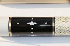 Mosconi 2pc Pool Cue Adam/ helmstetter HOF Balabushka, Billiards,Vintage series