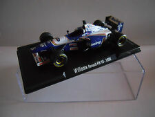 WILLIAMS RENAULT FW 18 1996 Modellino F1 - DIE CAST 1:43 Damon Hill - RARE!