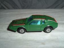 VINTAGE 1/64 SCALE YATMING SAAB SONNET SPORTS CAR IN USED CONDITION SEE PICS