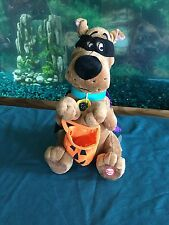 Hallmark Trick Or Treat Scooby Doo Talking Plush Tested
