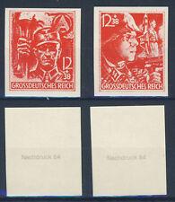 Deutsches Reich 909 - 910 postfrisch Faksimile (519021)