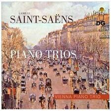 Camille Saint-Saens: Piano Trios Op. 18 & 92, New Music