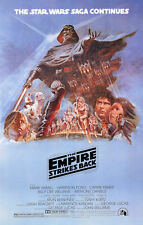 "Star Wars - Empire Strikes Back ( 11"" x 17"" ) Collector's Poster Print - B2G1F"