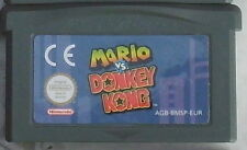 MARIO vs. DONKEY KONG NINTENDO GB ADVANCE NUR MODUL