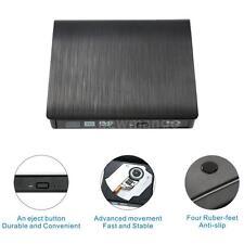 USB 3.0 External BD-ROM 3D Blu-Ray Burner Writer Player Drive for Mac Black G0JH