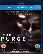 The Purge (Blu-ray / James DeMonaco 2013)