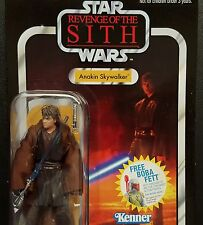 Star Wars The Vintage Collection Anakin Skywalker Mustafar VC13 ROTS MOC Figure