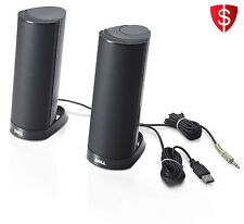 Computer Speakers USB Laptop Stereo Portable Music Desktop System Sound Jac