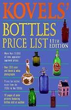 Kovels' Bottles Price List, 11th Edition-ExLibrary