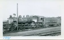 5G972 RP 1951 LOUISVILLE & ARKANSAS RAILROAD LOCO #508 SHREVEPORT LA