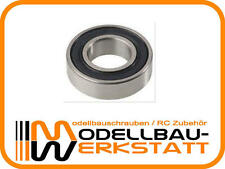 Keramik Kugellager 5x10x4mm MR105 2RS/C Keramiklager ceramic hybrid bearing