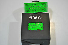 Nastro Manubrio FIZIK SUPERLIGHT 2mm CLASSIC TOUCH Green Fluo Logo Black/BAR TAP