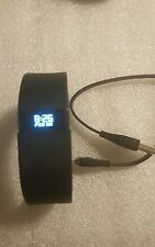 FITBIT * CHARGE ACTIVITY TRACKER LARGE  BLACK WITH USB CABLE