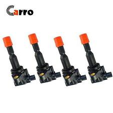 OE# 30520-PWC-S01 Set of 4 New ignition coil for Honda Fit 2007-2008