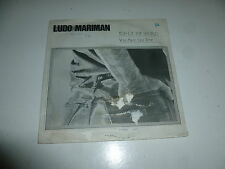 LUDO MARIMAN - TOP OF THE WORLD - Dutch Juke Box Vinal Single
