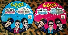 The Boys - Punk Rock Menopause Picture LP    77 Poppunk Powerpop Rare
