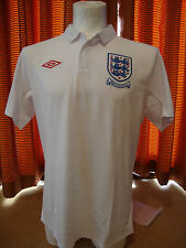 "England 2010 Home Shirt by Umbro - Limited Edition South Africa - BNWT 42"" Chest"