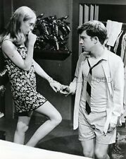 PETER KASTNER ELIZABETH HARTMAN YOU'RE BIG BOY NOW 1966 VINTAGE PHOTO #1 COPPOLA