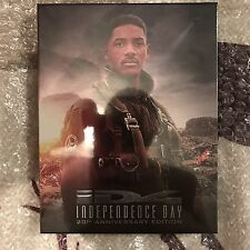 Independence Day ID4 Steelbook Full Slip Lenticular FilmArena New & Sealed
