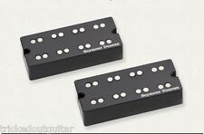 SEYMOUR DUNCAN NYC BASS SET 4 STRG SSB-4NYC-S BLACK