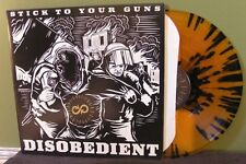 "Stick To Your Guns ""Disobedient"" LP OOP The Story So Far Expire Terror"