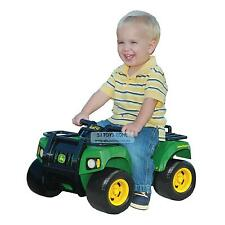 NEW John Deere Buck ATV Ride On Vehicle Sit n Scoot Outdoor Activity Toy