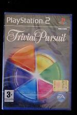 PS2 : TRIVIAL PURSUIT - Nuovo, sigillato, ITA ! Con nuovi tipi di domande !