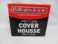 OEM Gravely Large Commercial Zero Turn Lawn Mower Cover Pro Turn ZTHD 71511300