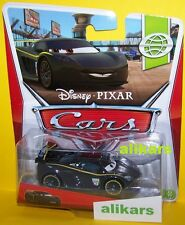 B - LEWIS HAMILTON - #11 WGP No 2 Disney Cars 2 World Grand Prix die-cast coche