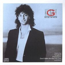 DuoTones by Kenny G (CD, 1986, Arista) Free Ship #JO76