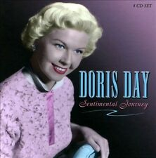 Sentimental Journey [Proper Box] [Box] by Doris Day (CD, May-2006, 4 Discs,...