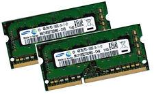 2x 4gb 8gb Memoria Ram Sony Vaio VPCEL 1e1e VPCF 13e8e (memoria di marca Samsung)
