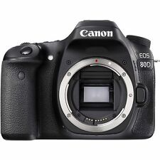 Winter Sale BRAND NEW Canon EOS 80D DSLR Camera Body Only - Original Box