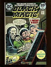 Black Magic #2 FNVF Simon Kirby Horror Stories The Cat People Portrait of Death