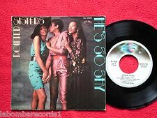 "POINTER SISTERS He's So Shy 7"" single 1980 planet spain disco (ex-/ex-) 4"