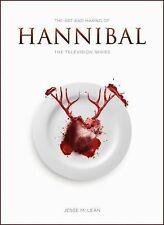 The Art and Making of Hannibal by Jesse McLean (2015, Paperback)