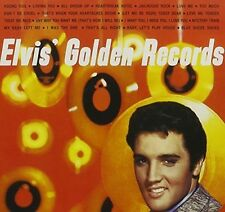 Elvis Golden Records - Elvis Presley (2015, CD NEUF)