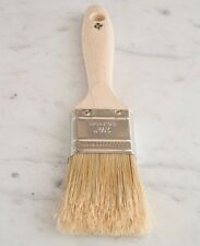 "Miss Mustard Seed's - Small 1.5"" Bristle Paint Brush - furniture painting DIY"