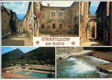 CP 26 Drôme - Chatillon en Diois - Multivues couleurs II