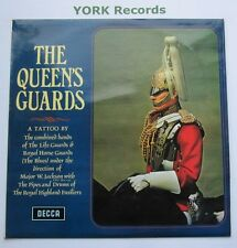 QUEEN'S GUARDS - Life Guards / Royal Horse Guards - Ex LP Record Decca SKL 4949