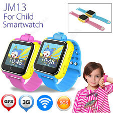Smart Watch 3G/2G/Wifi For Child Remote Camera Monitor For iphone Samsung Phone