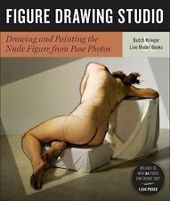 Figure Drawing Studio : Drawing and Painting the Nude Figure from Pose Photos...