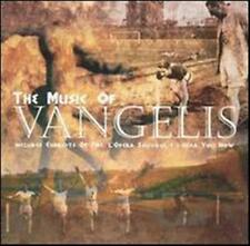 NEW CD.The Music Of Vangelis
