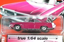 DODGE DART SWINGER 1971 PANTHER PINK AUTOWORLD AW64002 1:64 NEW DIECAST MODEL