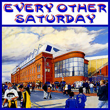 RANGERS **EVERY OTHER SATURDAY** -  *NEW* - LOYALIST/ULSTER/ORANGE CD