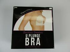 NEW Cup C BACKLESS STRAPLESS U-PLUNGE BRA