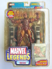 Marvel Legends IRON MAN Modern Armor Extremis Tony Stark Ironman Armour Avenger