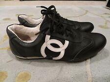 Chanel Unisex Sneakers, European size 42 / U.S. men's 9 or women's 11